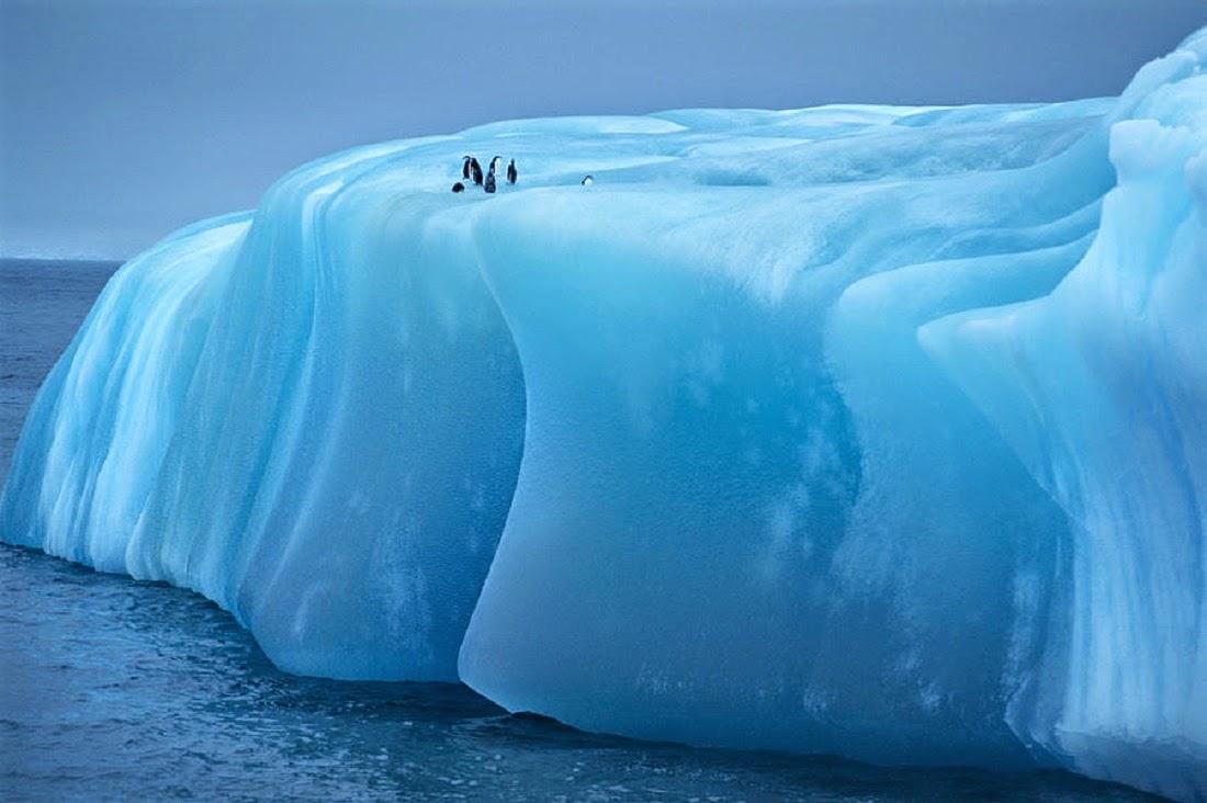 Le Montagne della Follia - Antartide Mare di Weddell
