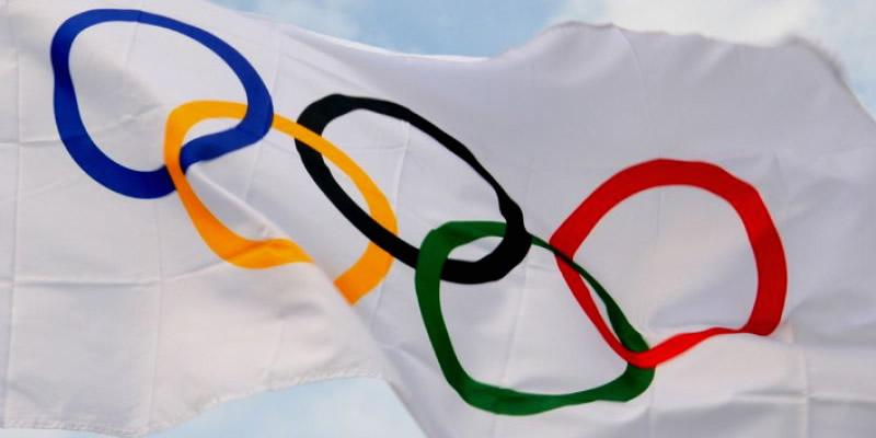 Cinque Cerchi di Credibilità Bandiera Olimpica