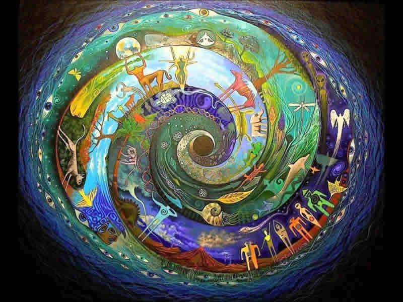 Terraformazione e Nuova Genesi Creazione