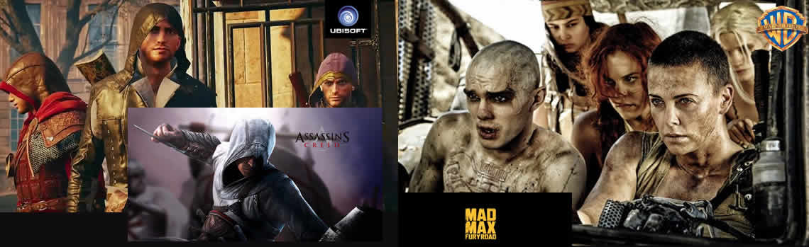 Videogames Cinema Futuro Circolo dei Tignosi Blog