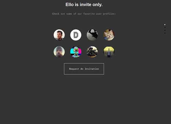 ELLO NUOVO SOCIAL NETWORK ANTI-FACEBOOK