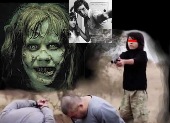 BAMBINI PROTAGONISTI DI FILM VIOLENTI