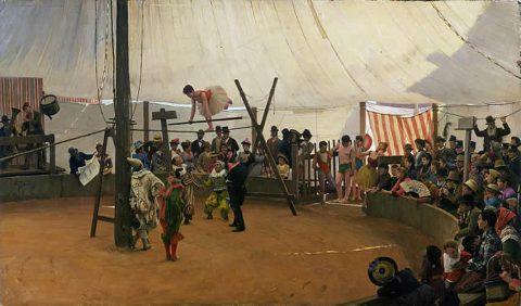 Cinque Cerchi di Credibilità GB Quadrone Il Circo