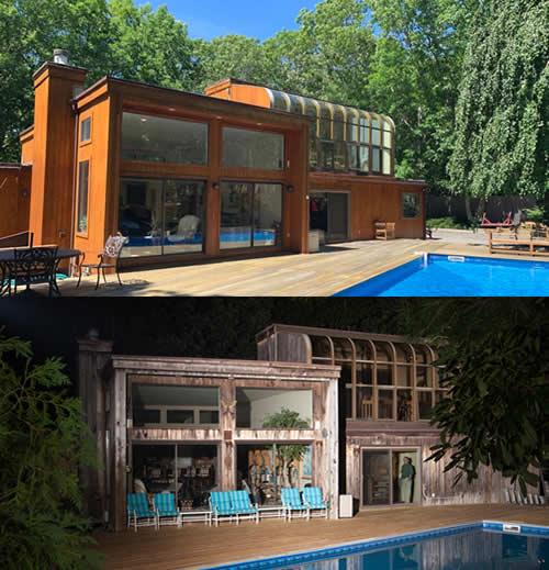 La Casa Accanto Hampton La Villa