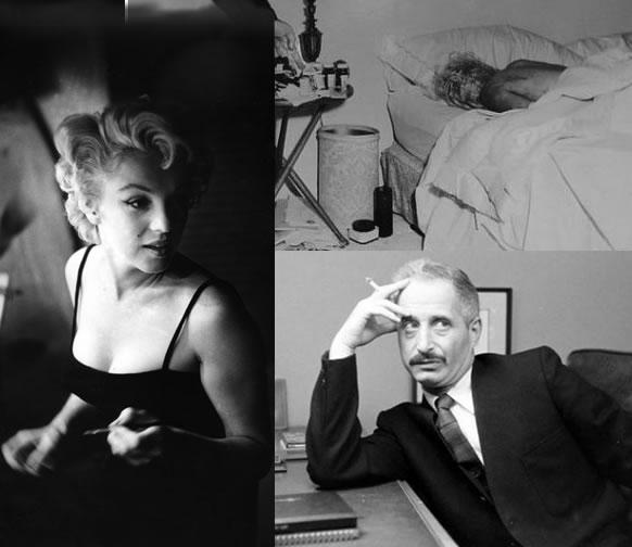 La Casa Accanto Marilyn Monroe e Ralph Greenson