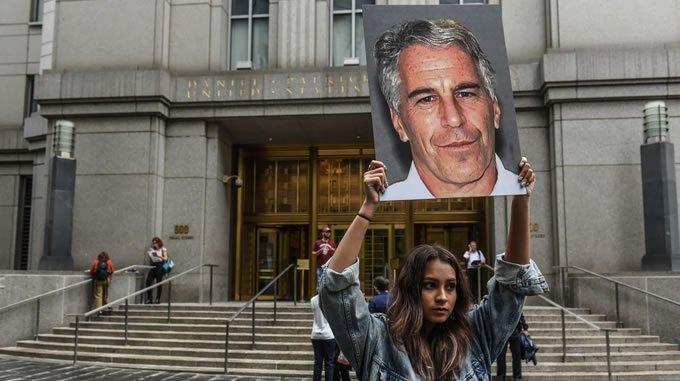 Capitalismo e Cannibalismo Epstein Denuncia Pubblica