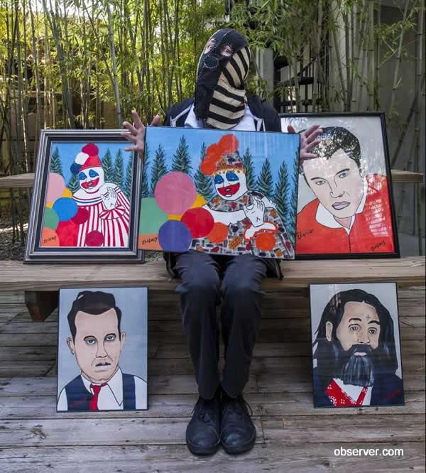 La Mostra del Mostro Ryan Graveface Collezionista