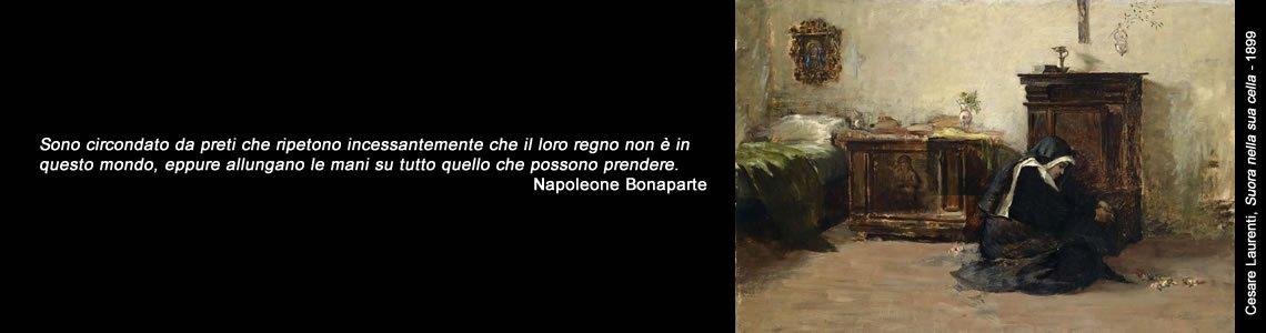 Farsi Suora Citazione Giovane Suora nella sua cella Cesare Laurenti-1899