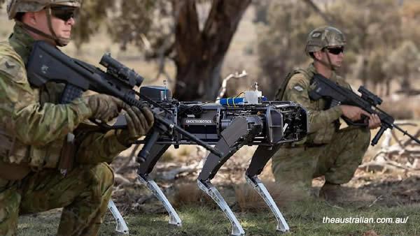 Prima le Donne poi le Bambine Robot Australia