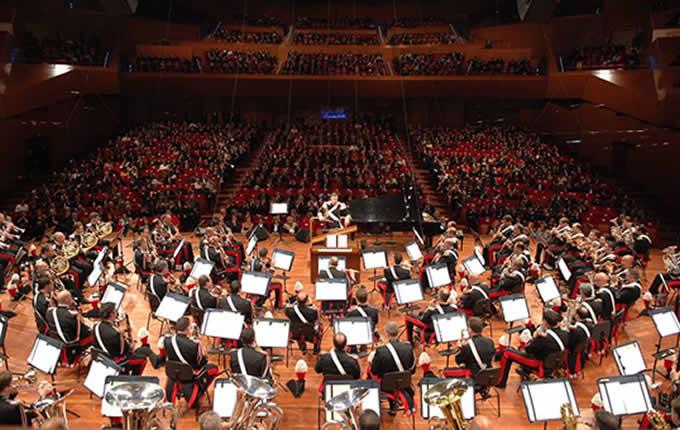 Il Mucchio-Selvaggio-Concerto della Banda dei Carabinieri