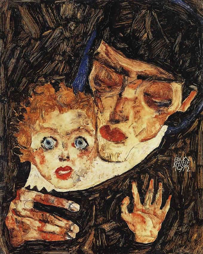Santa Madre - Egon Schiele