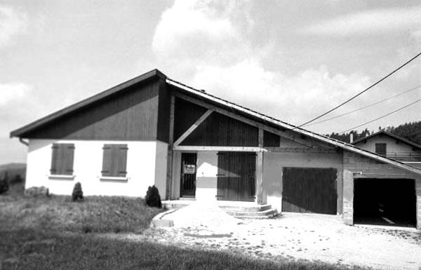 Santa Madre - La casa di  Gregory
